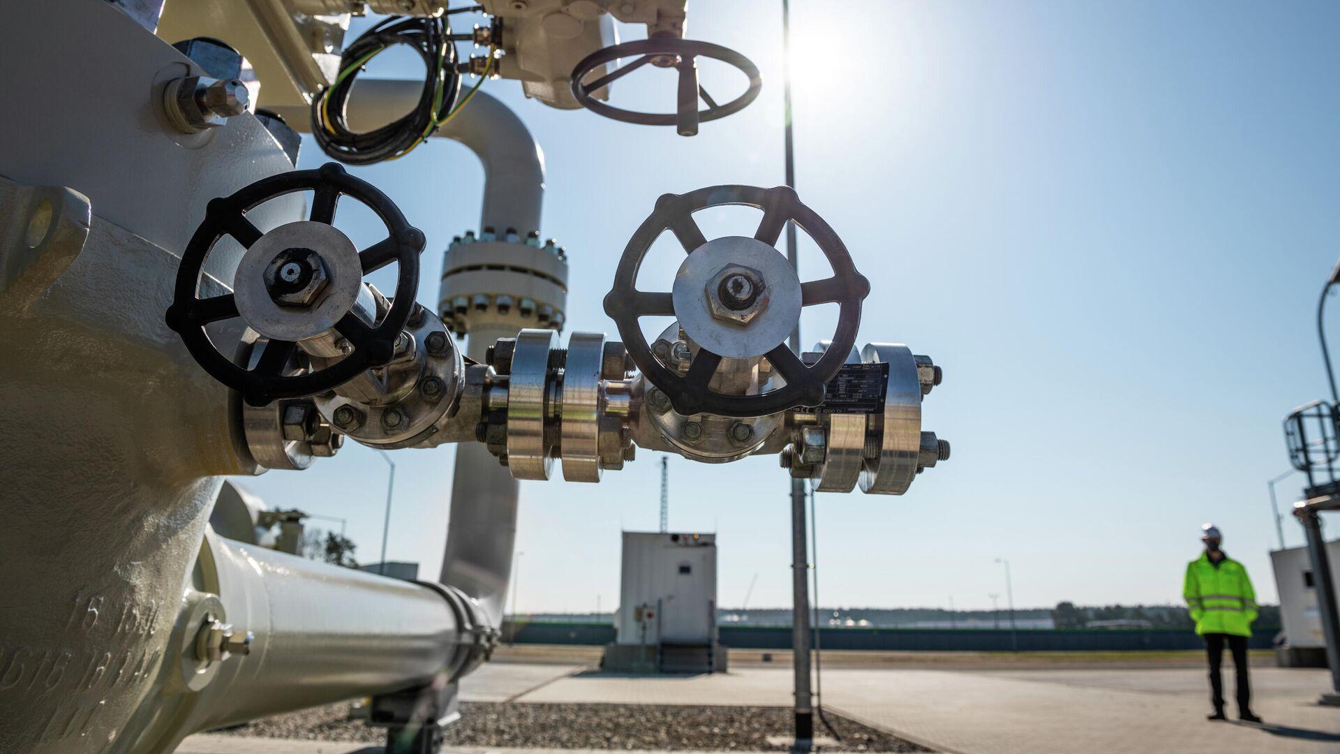 Цена на газ в Европе подскочила до 1177 долларов за тысячу кубов