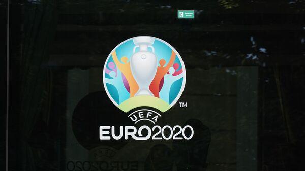 Символика турнира Чемпионата Европы по футболу
