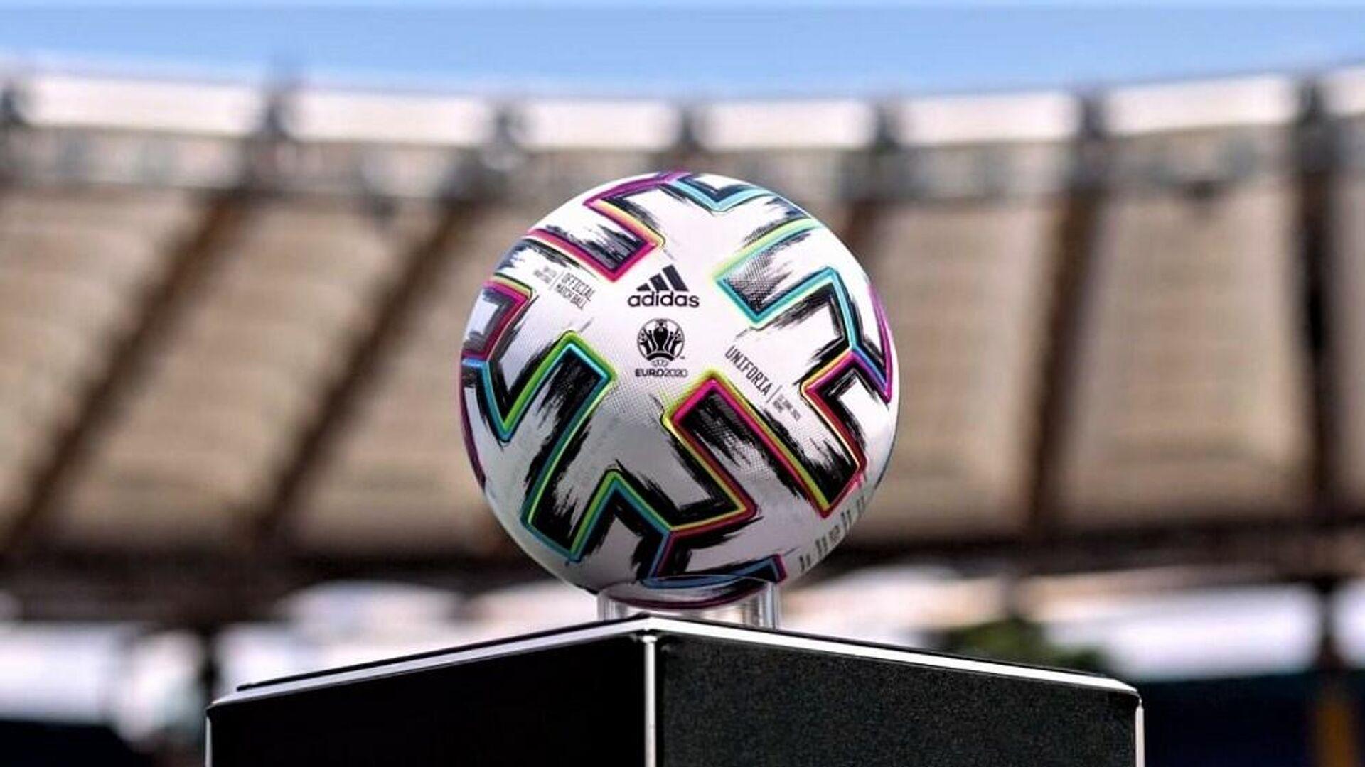 Мяч ЕВРО-2020 - РИА Новости, 1920, 11.06.2021