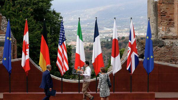 Точка G7. В Британии начинается саммит Большой семерки