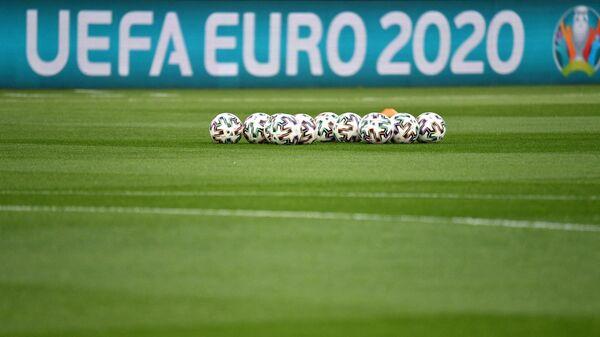 Логотип ЕВРО-2020