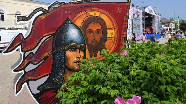 Праздничные мероприятия в честь 800-летия Ал Невского в регионах России