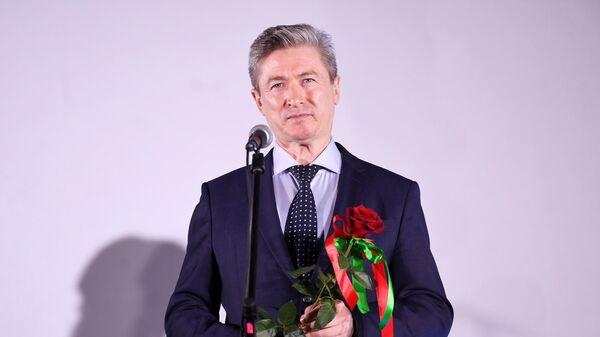 Глава администрации Выборгского района Ильдар Гилязов