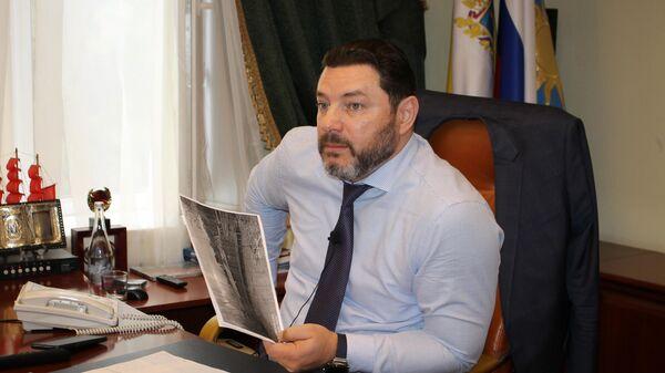 Мэр Кисловодска Александр Курбатов