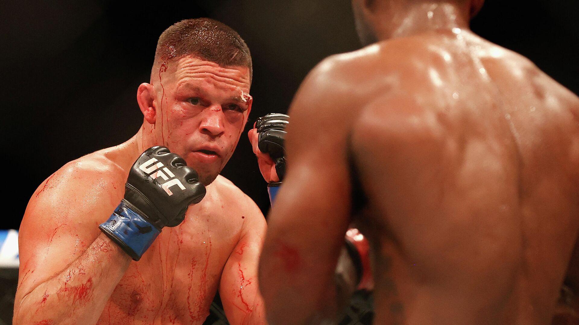 Нейт Диас против Леона Эдвардса на UFC 263 - РИА Новости, 1920, 13.06.2021