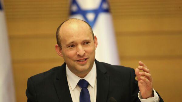 Премьер-министр Израиля Нафтали Беннет