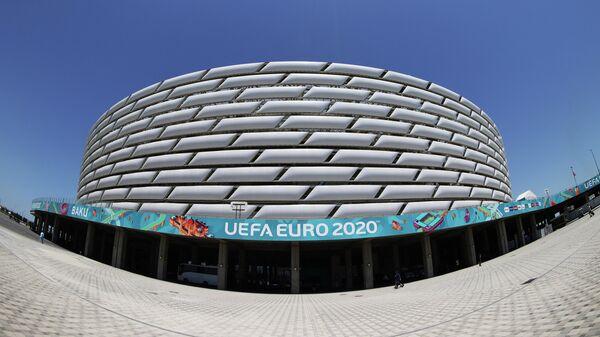 Стадион ЕВРО-2020 в Баку