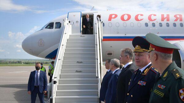 Рабочая поездка премьер-министра РФ Михаила Мишустина в Северо-Кавказский федеральный округ
