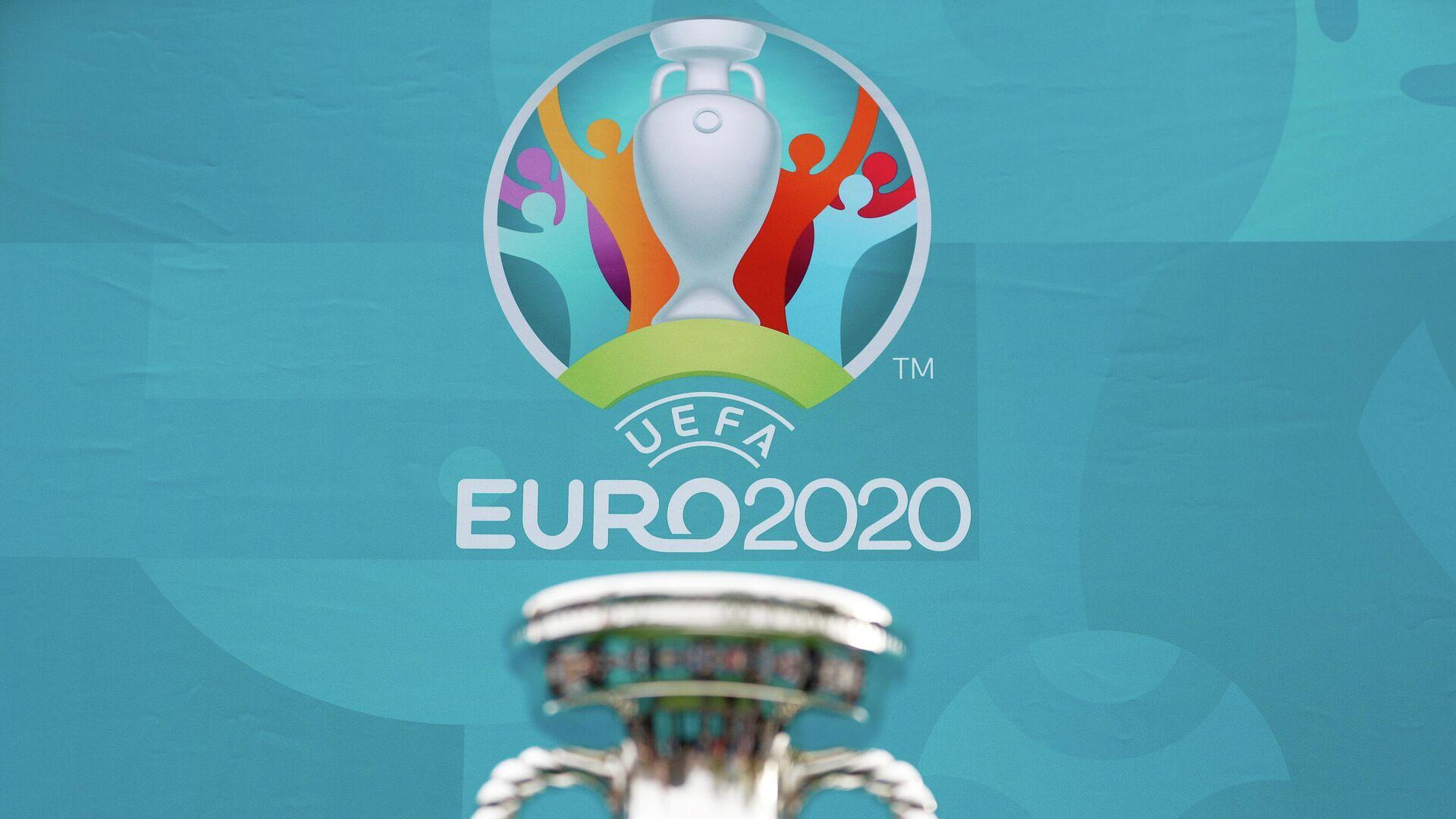 Логотип Евро-2020 - РИА Новости, 1920, 16.06.2021