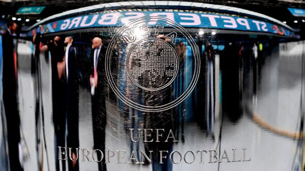 Кубок Европы по футболу представлен в Санкт-Петербурге