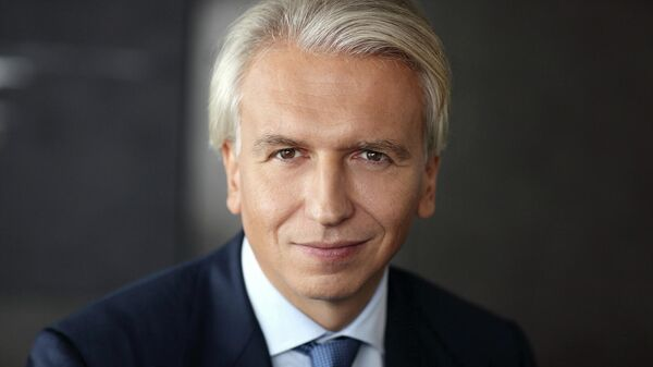 Генеральный директор ПАО Газпром нефть Александр Дюков