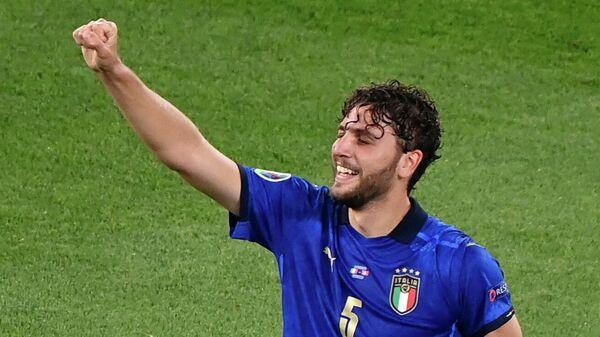 Полузащитник сборной Италии Мануэль Локателли