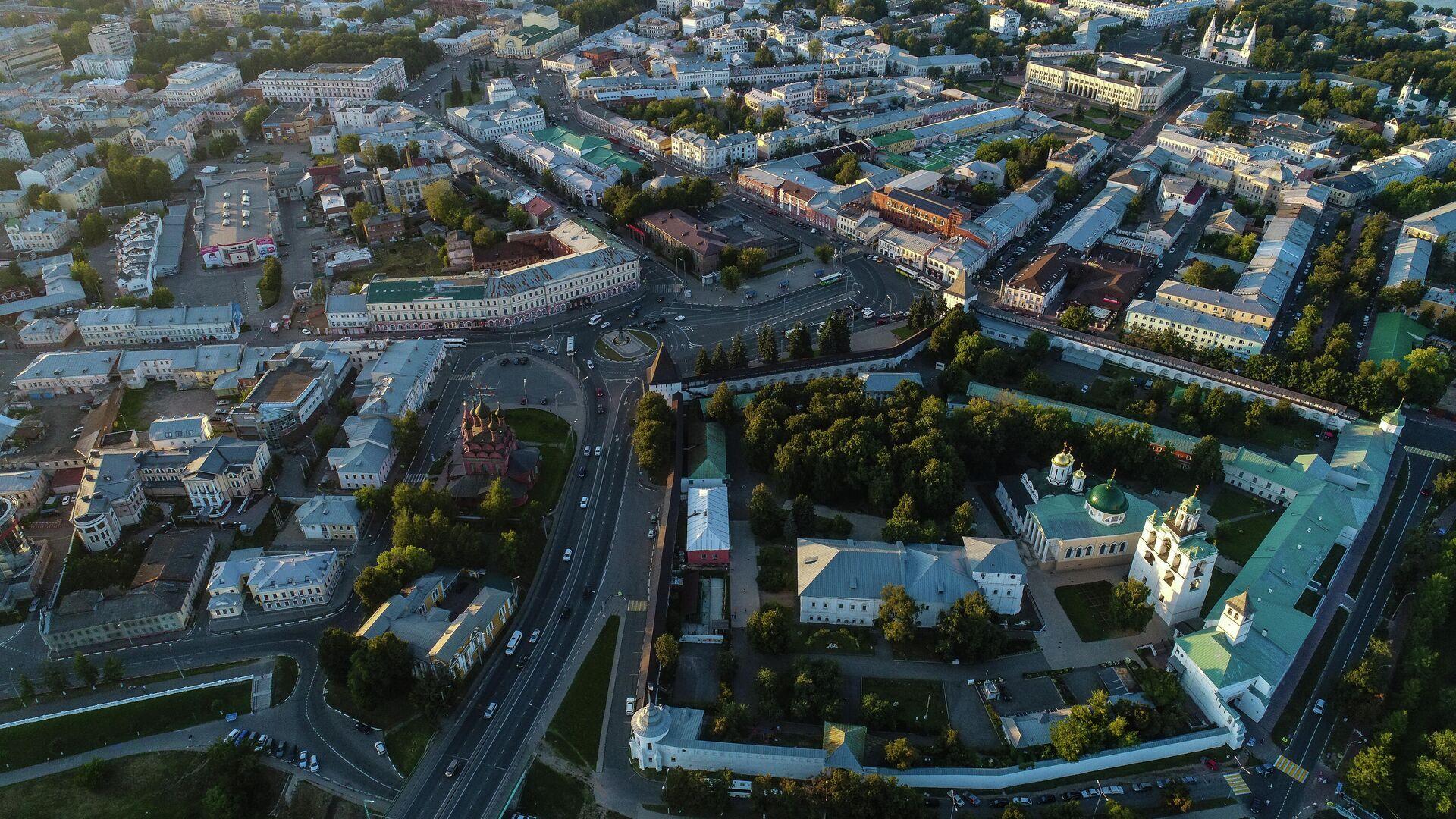 Города России. Ярославль - РИА Новости, 1920, 17.06.2021