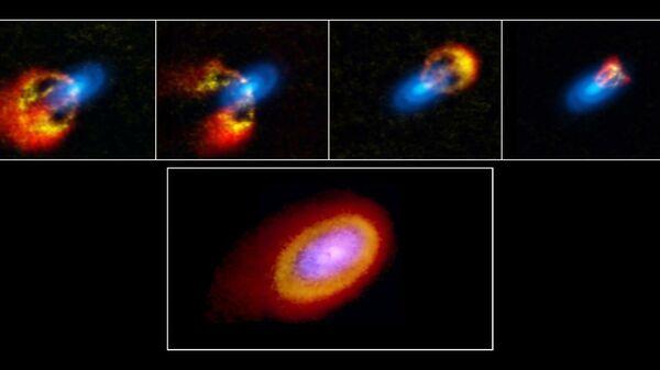 Используя данные о скорости газа, ученые впервые смогли измерить массу протопланетного диска молодой звезды Элиас 2–27
