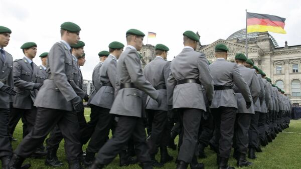 Вино и немцы. Взвод солдат Бундесвера бежал из Литвы с позором