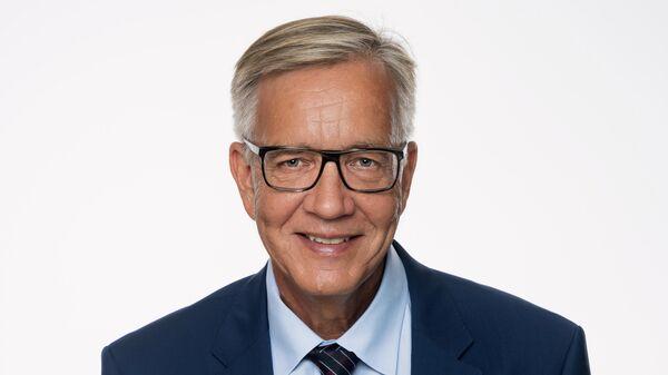 Глава фракции Левые в бундестаге ФРГ Дитмар Бартш