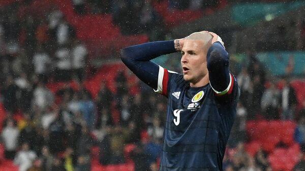 Нападающий сборной Шотландии по футболу Линдон Дайкс
