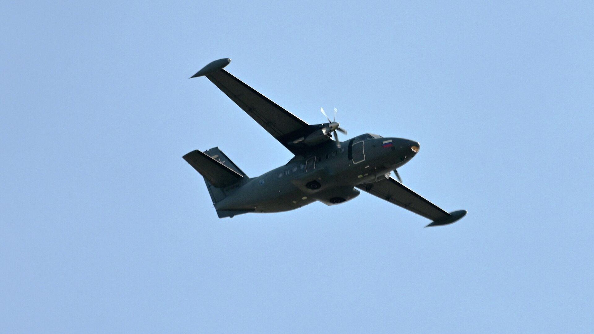 Самолет L-410 с парашютистами на борту потерпел крушение в Татарстане