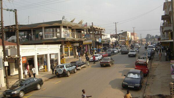 Город Мбарара