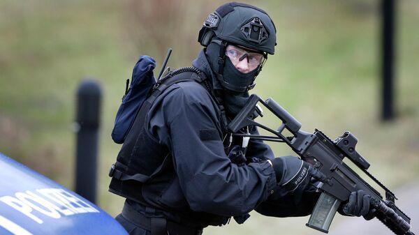 Офицер полиции в Германии