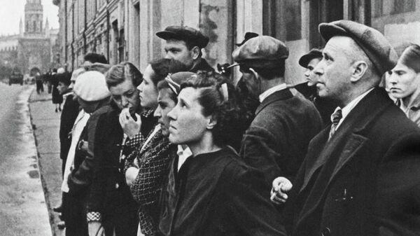 Евгений Халдей. Первый день войны. 22 июня 1941