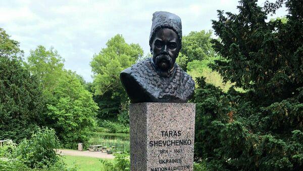 Памятник Тарасу Шевченко в Копенгагене