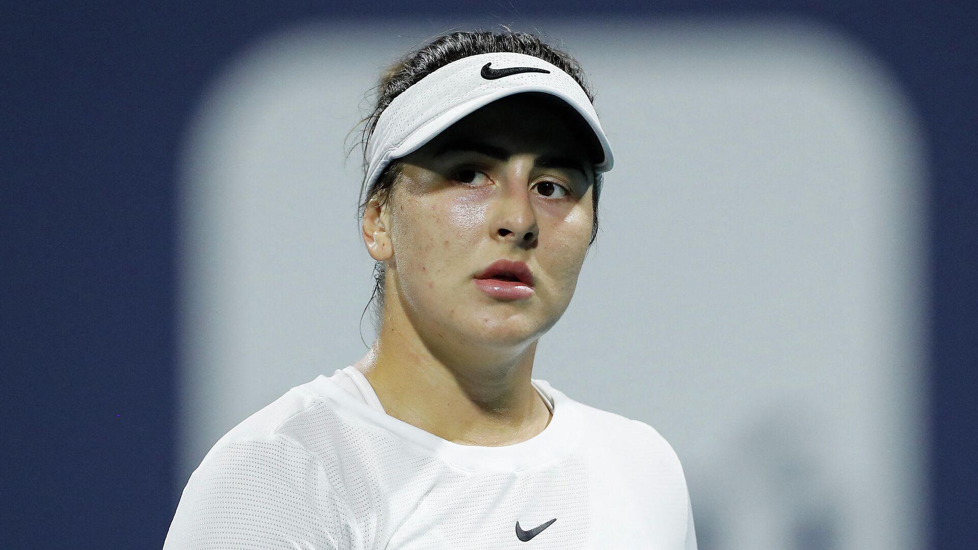 Теннисистка Бьянка Андрееску (Канада) - РИА Новости, 1920, 23.06.2021
