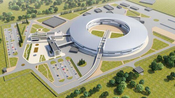 Архитектурная концепция ЦКП СКИФ