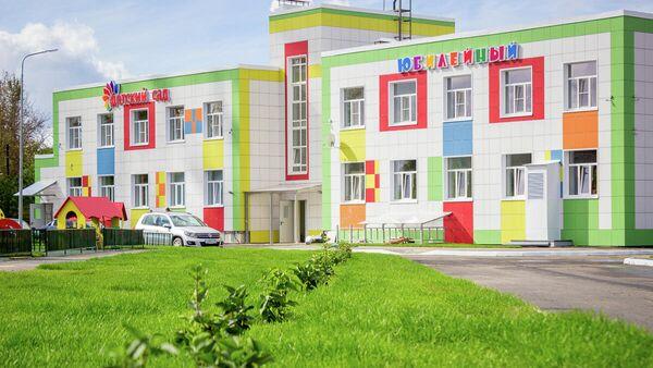 Новый детский сад в Тверской области