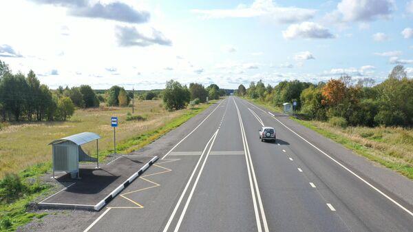Дороги в Тверской области