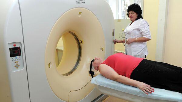 Оборудование для тверского онкологического диспансера
