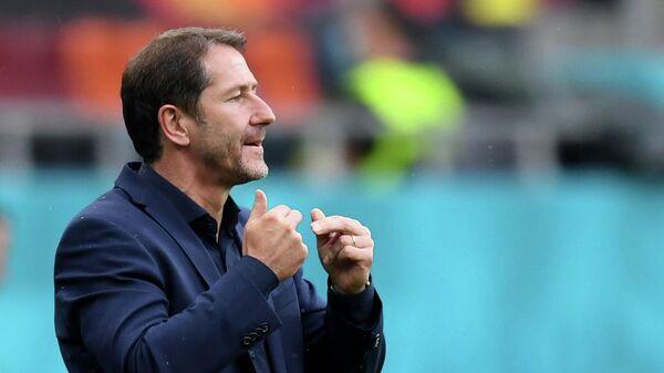 Главный тренер сборной Австрии по футболу Франко Фода