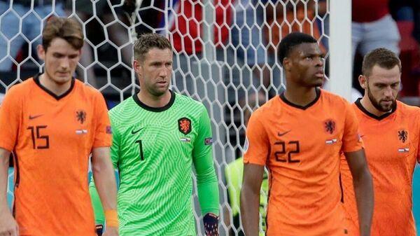 Сборная Нидерландов на ЕВРО-2020