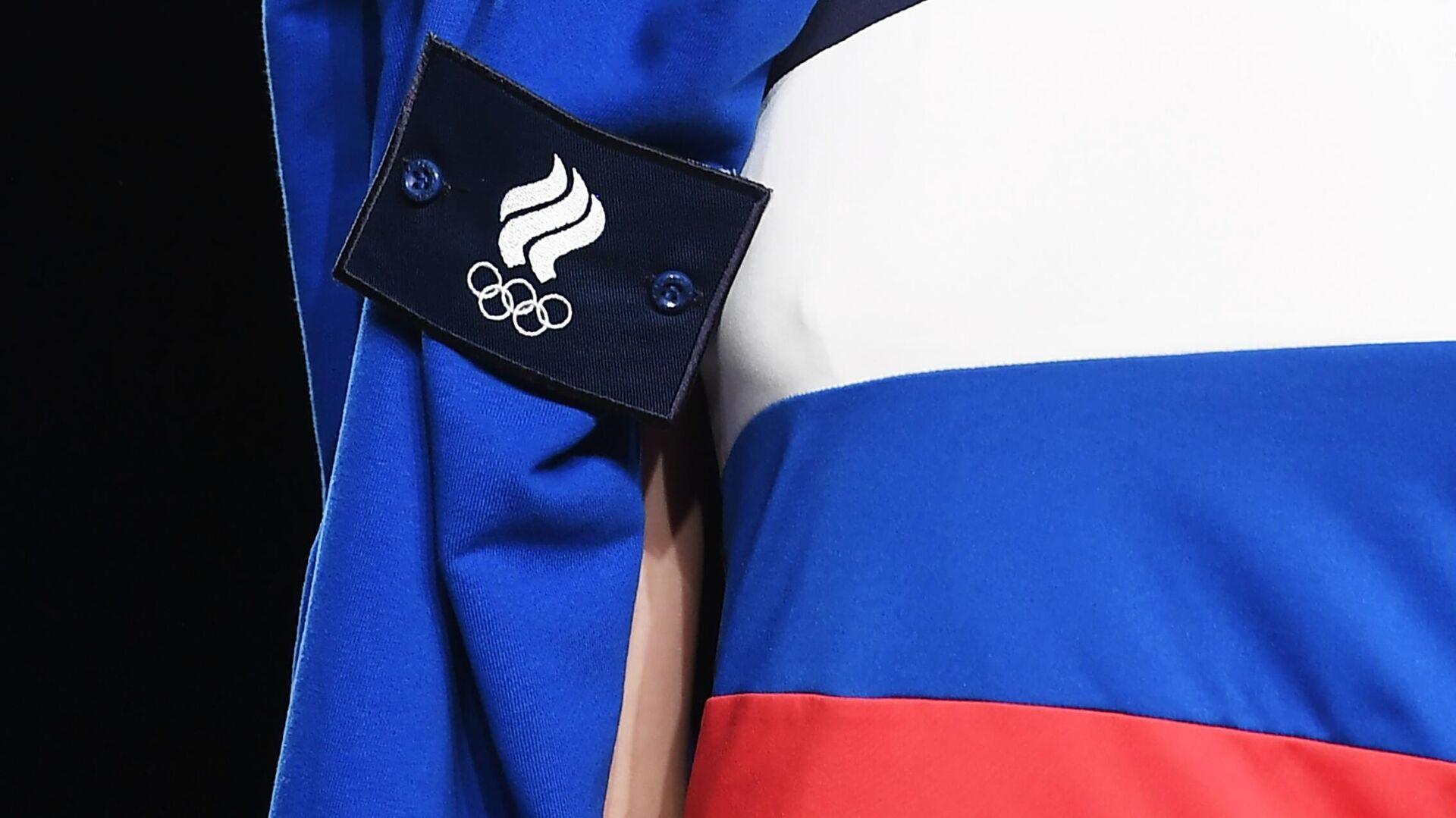 Презентация официальной формы Олимпийской команды России на ОИ-2020 - РИА Новости, 1920, 29.06.2021
