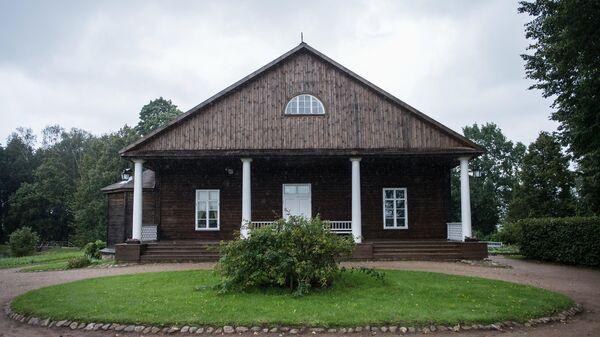 Дом-музей Осиповых-Вульф в усадьбе-музее Осиповых-Вульф Тригорское в Псковской области
