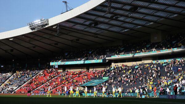 Стадион в Глазго