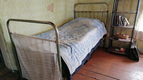 Кровать, на которой спал Довлатов