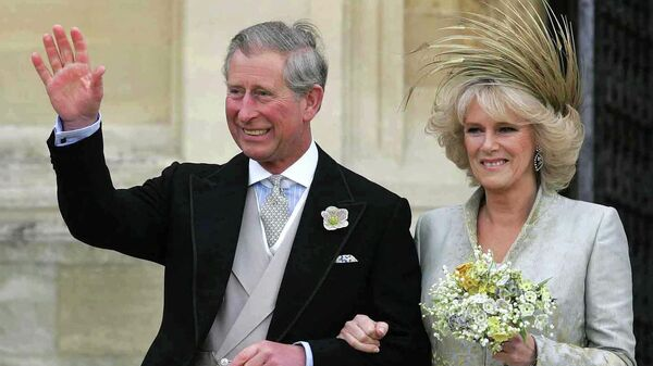 Принц Чарльз и герцогиня Корнуоллская Камилла Паркер-Боулз