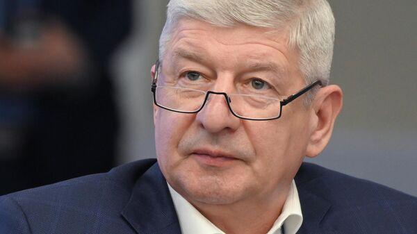 Руководитель Департамента градостроительной политики города Москвы Сергей Левкин