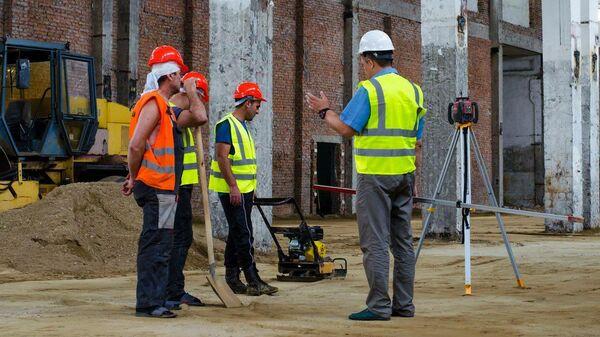 Специалисты  группы компаний Дамате  приступили к строительно-монтажным работам на заводе по переработке баранины в Карачаево-Черкесии