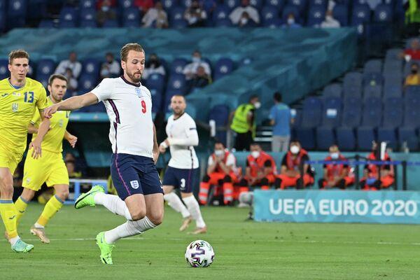 Нападающий сборной Англии сборной Англии Харри Кейн