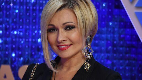 Певица Анжелика Агурбаш