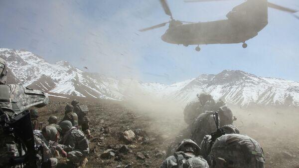 Главную базу США в Афганистане разграбили мародеры