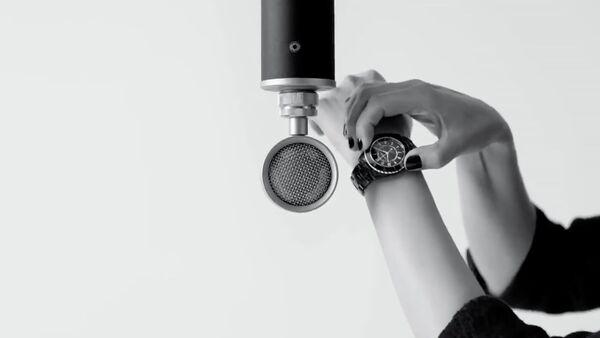 Кадр из рекламного ролика Chanel