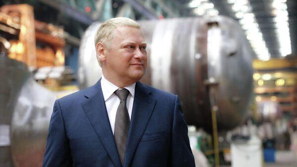 Генеральный директор АО АЭМ-технологии Игорь Котов