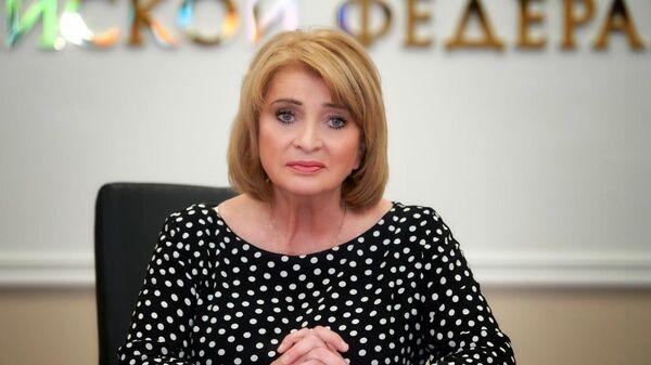 Статс-секретарь – заместитель министра культуры РФ Алла Манилова