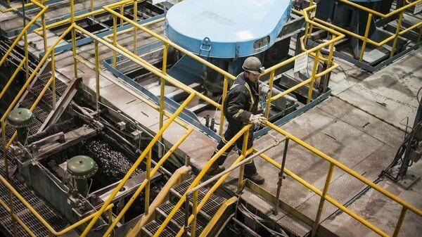 Рудник Кумтор в Киргизии