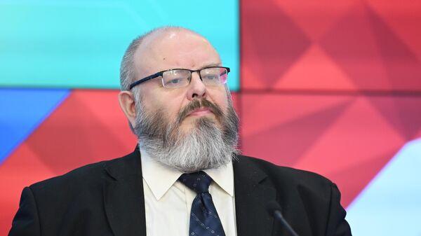 Координатор, основатель движения Сорок сороков Андрей Кормухин