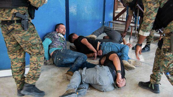Подозреваемые, задержанные в Гаити по делу об убийстве президента страны Жовенеля Моиза