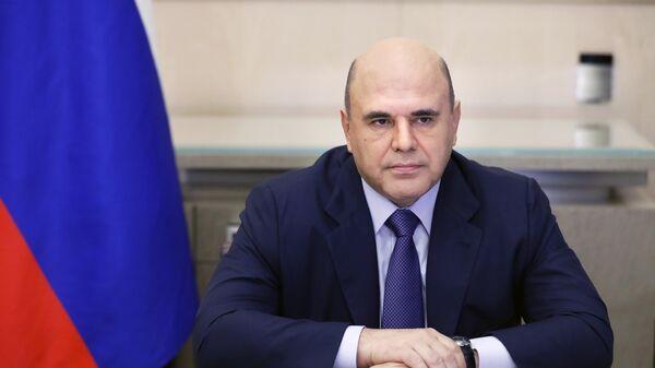 Михаил Мишустин проводит заседание президиума Координационного совета при правительстве России по борьбе с распространением новой коронавирусной инфекции